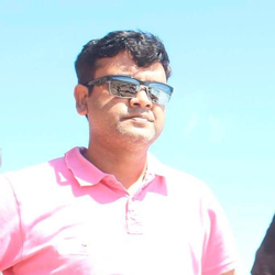 Image of blogger, Abinash Nanda