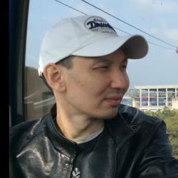 Author's profile photo Birzhan Moldabayev