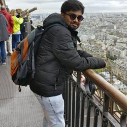 Author's profile photo Dishank Malde
