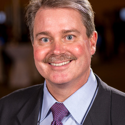 Image of  Henry Bailey, Utilities VP for SAP
