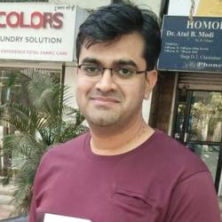 Author's profile photo Hrishikesh Pendse