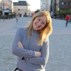 Author's profile photo Iryna Chvarkova