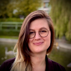 Author's profile photo Johanna Gilje