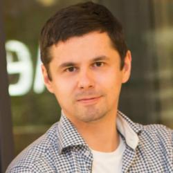 Author's profile photo Ievgen Kochetkov