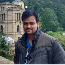 Author's profile photo Mahesh Srikrishnan