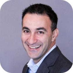 Author's profile photo Marc Rouhana