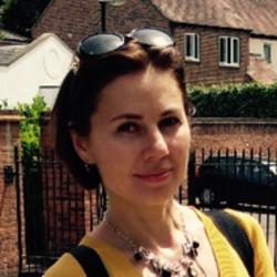 Author's profile photo Nadya Brown