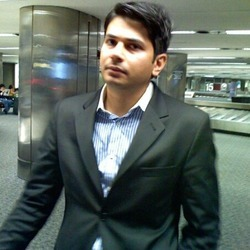 Picture of Pushkar Ranjan, who explores how intelligent devices are transforming business