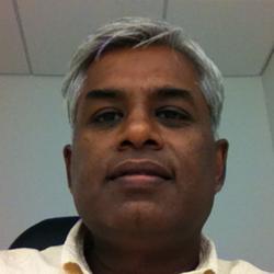 Bild eines Bloggers