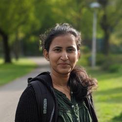 Author's profile photo Rathika Venkataraman
