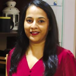 Author's profile photo Roopsha Mukherjee Sharan