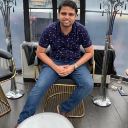 Author's profile photo sandeep praharaj