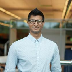 SAP STAR program student Shakthi Panneer