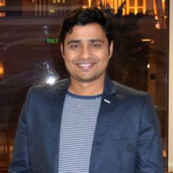 Author's profile photo Shravan Adurukatla