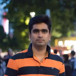 Author's profile photo Siddarth Pugazhendi