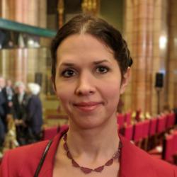 Author's profile photo Zsofia Stepanne Kolozsvari