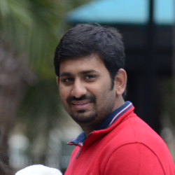 Author's profile photo Sriram Suresh Kumar