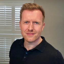 Author's profile photo Stephen Jamieson