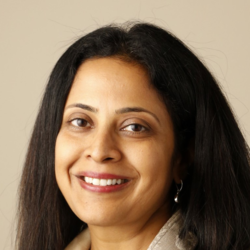 Photo of Subha Ramachandran, who writes about SAP Edge Services and spring release highlights