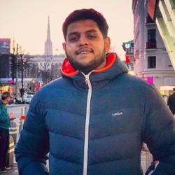 Author's profile photo Thejas Krishnan