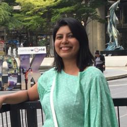 Author's profile photo Vaishnavi Eashwernath