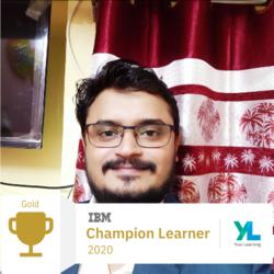 Profile picture of vinaytiwari_ibm